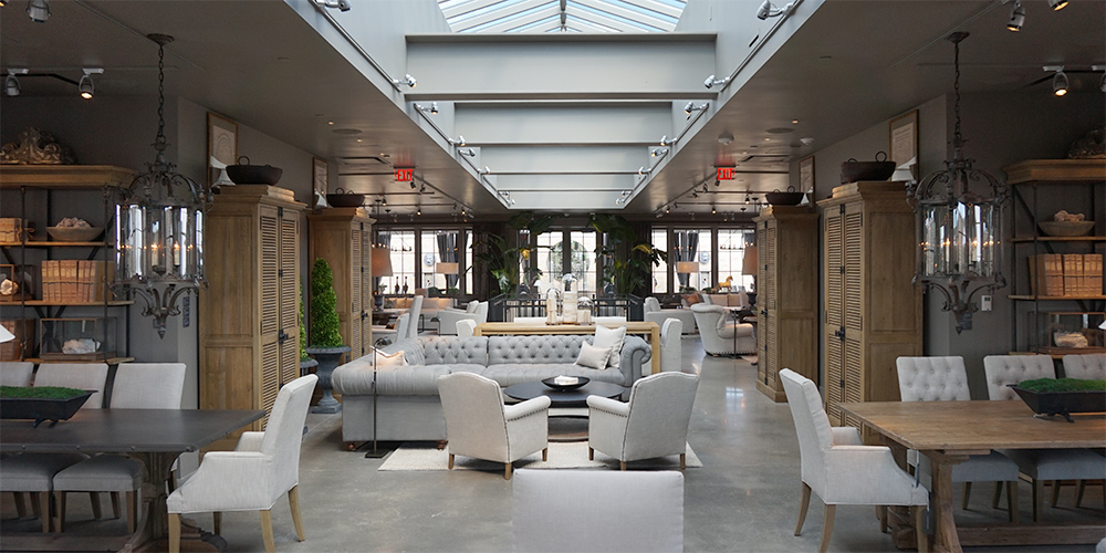 Case Study: Restoration Hardware | VS & CO